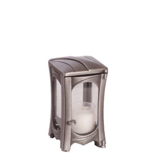 Aluminiumslykt 167.2 fra Gravstein Grossisten
