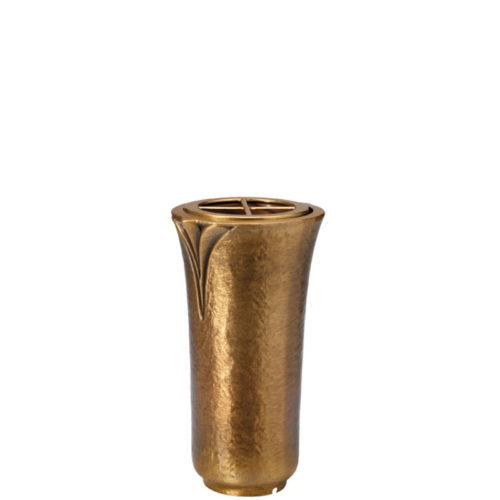 Bronsevase T 4341 fra Gravstein Grossisten