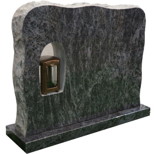 Gravstein Ore i orion blå granitt fra Gravstein Grossisten