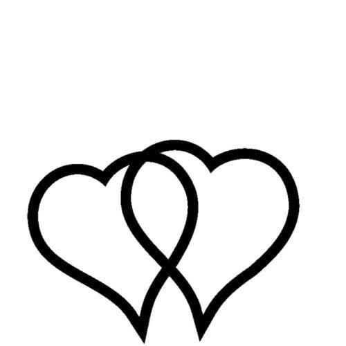 Graverte hjerter fra Gravstein Grossisten