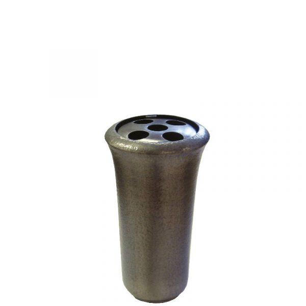 Aluminiumvase 2370 fra Gravstein Grossisten