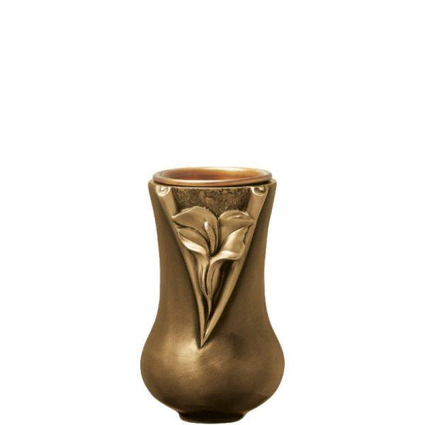 Bronsevase 5092 fra Gravstein Grossisten