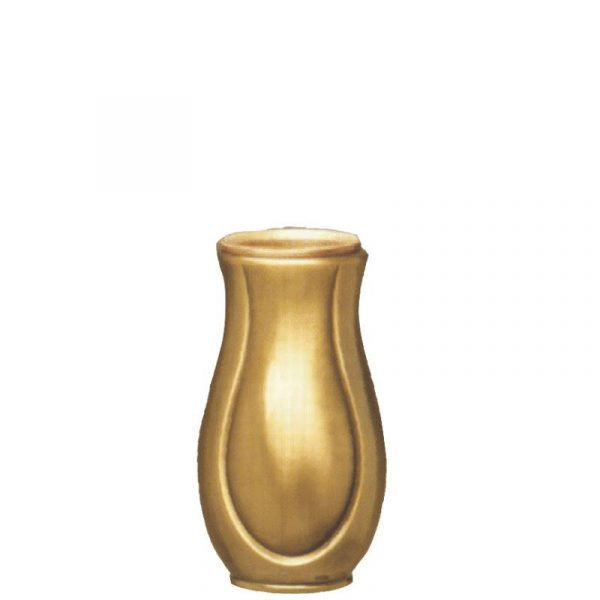 Bronsevase 5985 fra Gravstein Grossisten