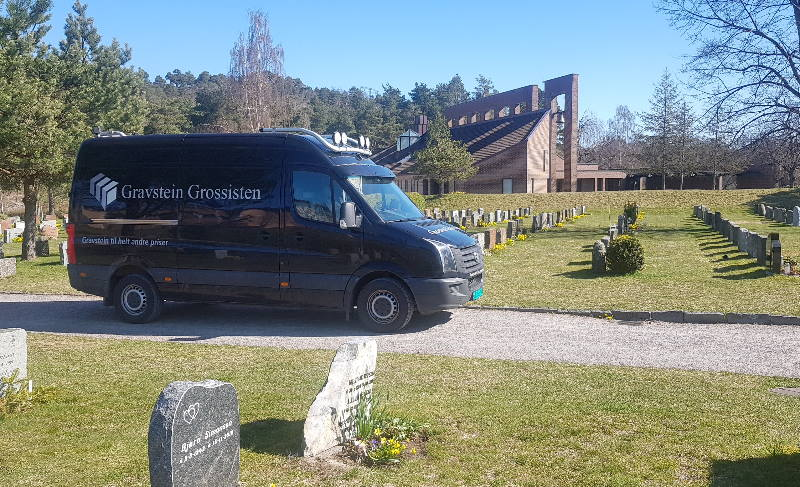 Gravstein Kristiansand og Sørlandet - Gravstein Grossisten